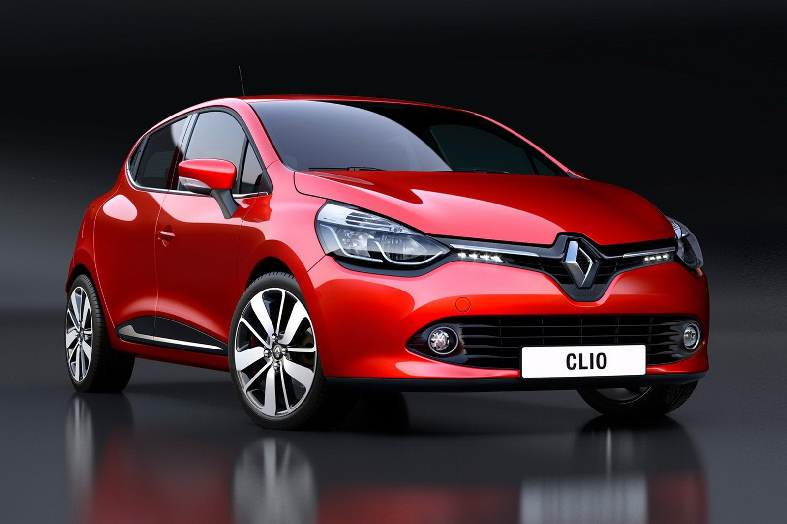 2013 renault clio 4 expression a whole new statement my for Interieur clio 4
