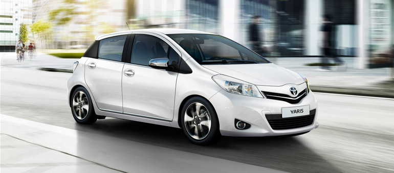 New Yaris Trend just makes cents 2013  My Brand Group