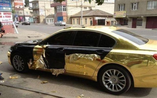 Great Paint Jobs Some Not As Lucky My Brand Group